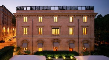 Villa Spalletti Trivelli, Rome