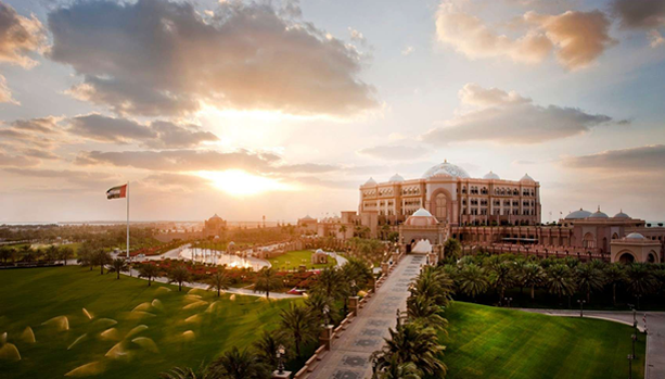 Babymoon at Emirates Palace Abu Dhabi