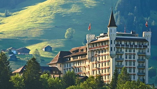 Unique Babymoon Destination - Gstaad Palace
