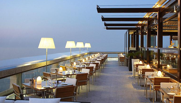 Horizon Restaurant at Fairmont Monte Carlo