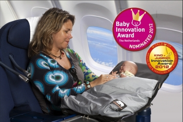 Deryan Baby Travel Cot
