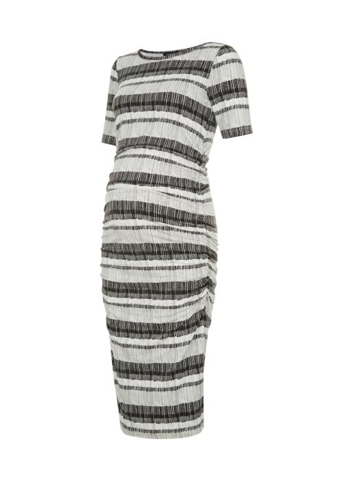 KERWOOD MATERNITY PRINT DRESS