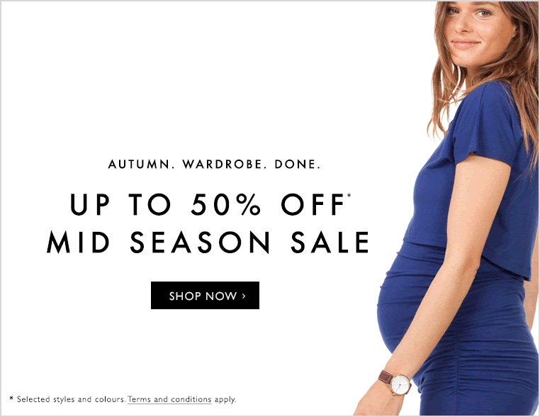 Maternity Sale Clothing at Isabella Oliver