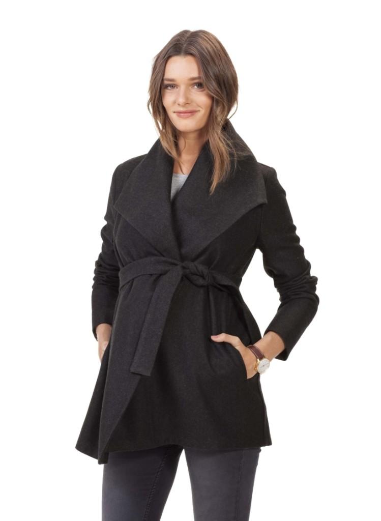 Melrose Maternity Coat - Isabella Oliver