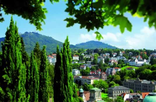 Babymoon in Baden Baden