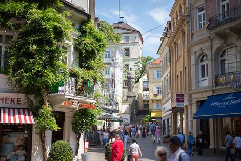 Baden Baden Shopping