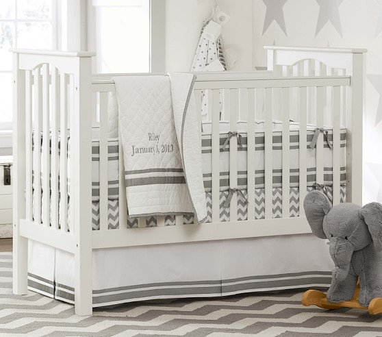 Nursery Bedding Sale At Pottery Barn Kids