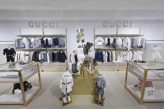 La Rinascente Rome, Gucci Baby