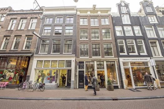 Streets Amsterdam