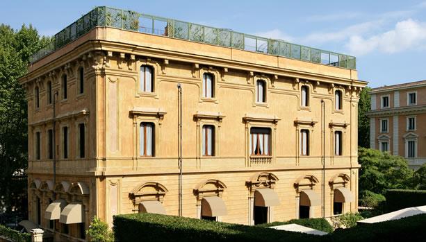 Pregnant in Rome - Villa Spalletti Trivelli