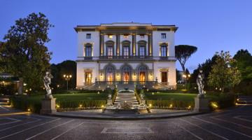 Florence Babymoon at Villa Cora