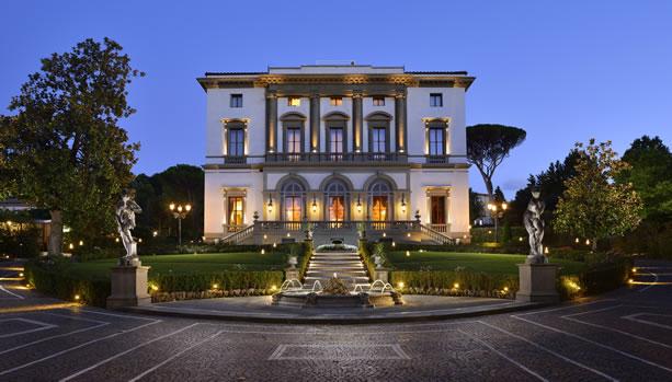 Florence Babymoon Villa Cora