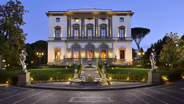 Florence Babymoon Villa Cora Florence