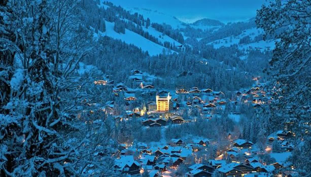 Best Babymoon Destinations 2016 : Gstaad
