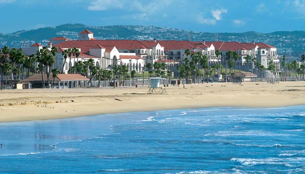 Beach Babymoon at Hyatt Regency Huntington Beach Resort and Spa