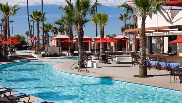 Orange County Babymoon At Hyatt Huntington Beach
