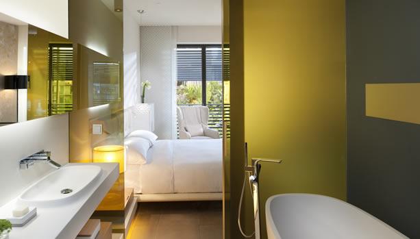 Babymoon at Mandarin Oriental, Barcelona - Deluxe Garden Room