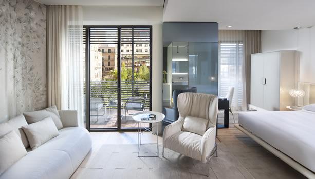 Babymoon at Mandarin Oriental, Barcelona - Mandarin Room