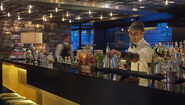 Babymoon at Mandarin Oriental, Barcelona - Banker's Bar
