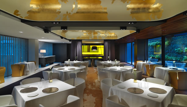 Babymoon at Mandarin Oriental, Barcelona - Moments Restaurant