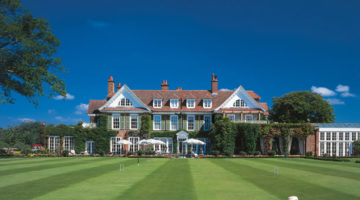 Hampshire Babymoon at Chewton Glen, New Milton, UK – Babymoon Package