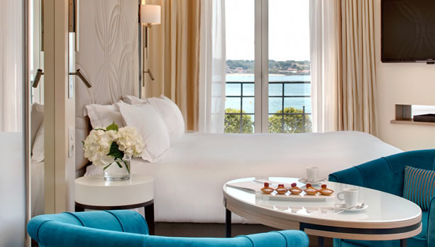French Coast Babymoon at Grand Hôtel Thalasso & Spa, Saint-Jean-de-Luz