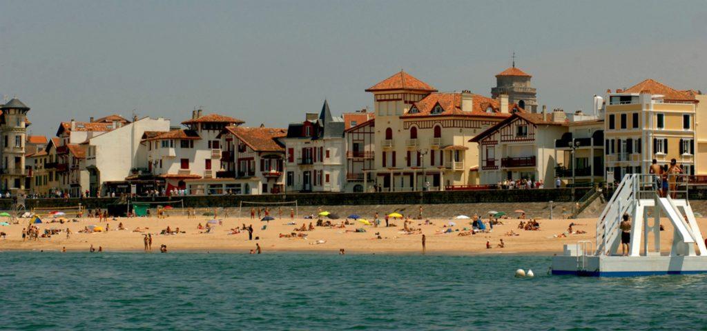 Beach Saint-Jean-de-Luz