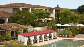 Southern France Babymoon at Le Mas de Pierre, Saint-Paul-de-Vence