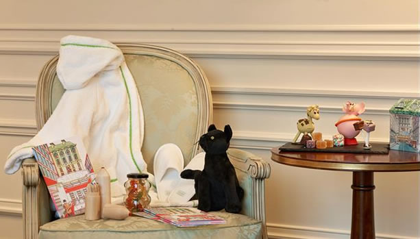 London Babymoon at The Savoy - Family Amenities
