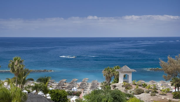 Tenerife Babymoon - Bahía del Duque - Ocean View