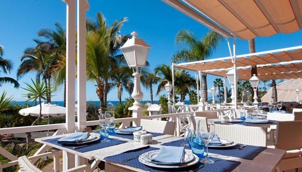Tenerife Babymoon - Bahía del Duque - Dining
