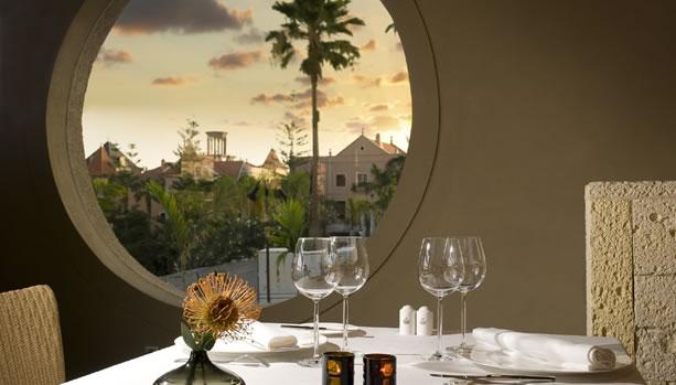 Tenerife Babymoon - Bahía del Duque - Las Aguas Restaurant