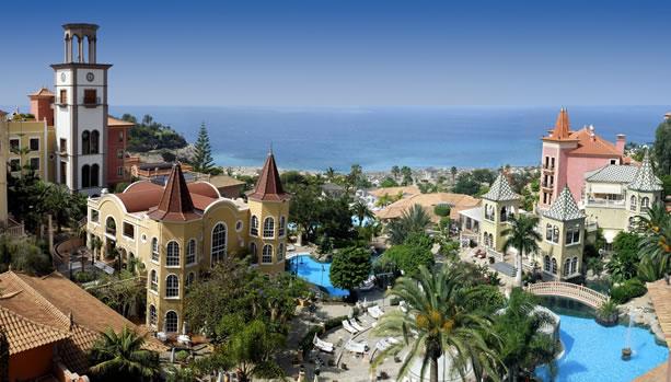 Tenerife Babymoon - Bahía del Duque