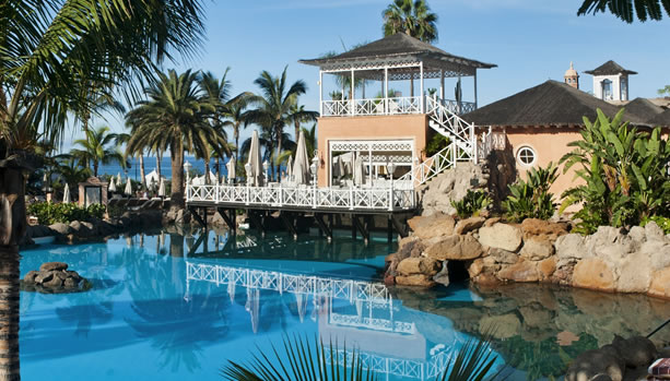 Tenerife Babymoon - Bahía del Duque - Beach Club
