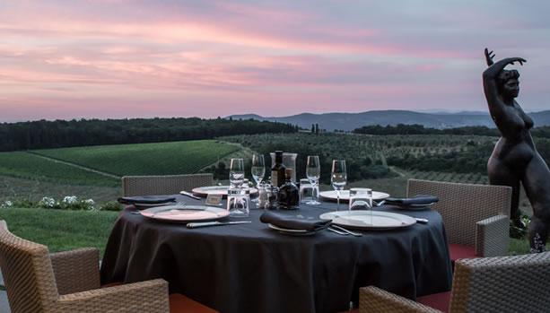 Tuscany Babymoon