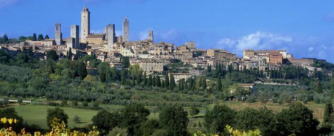 image source : San Gimignano sangimignano.com