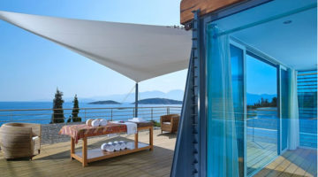Crete Babymoon at St. Nicolas Bay Resort Hotel & Villas, Greece