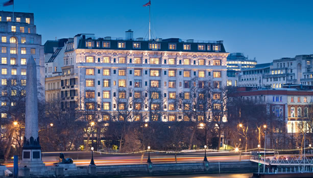 London Babymoon at The Savoy, A Fairmont Managed Hotel