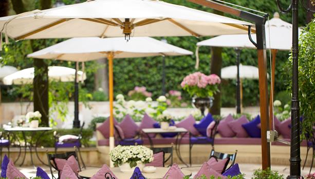 Rome Babymoon - Aldrovandi Villa Borghese