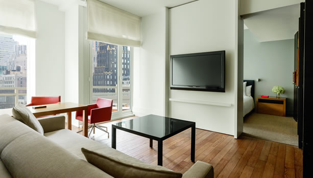 New York Babymoon at Andaz 5th Avenue - Guestroom