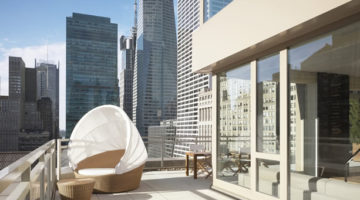 New York Babymoon at Andaz 5th Avenue