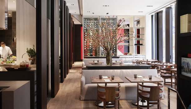 New York Babymoon at Andaz 5th Avenue - The Shop