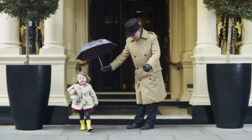 Babymoon London at The Connaught, United Kingdom