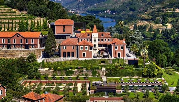 Douro Valley Babymoon at Six Senses Douro Valley