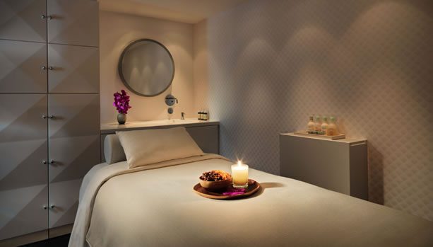 Amsterdam Babymoon at Andaz Amsterdam, Prinsengracht - Spa Treatment Room
