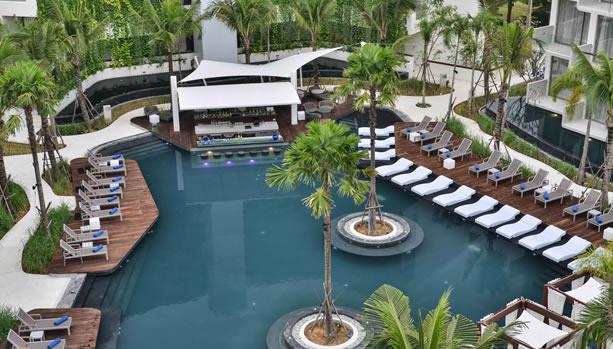 Babymoon at Dream Phuket Hotel & Spa