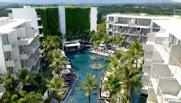 Babymoon at Dream Phuket Hotel & Spa
