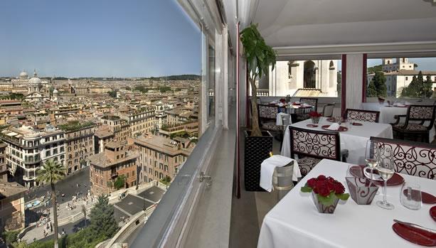 Hassler Roma - Babymoon - Imàgo Restaurant