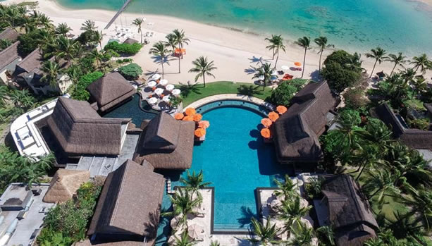 Babymoon at Constance Le Prince Maurice, Mauritius