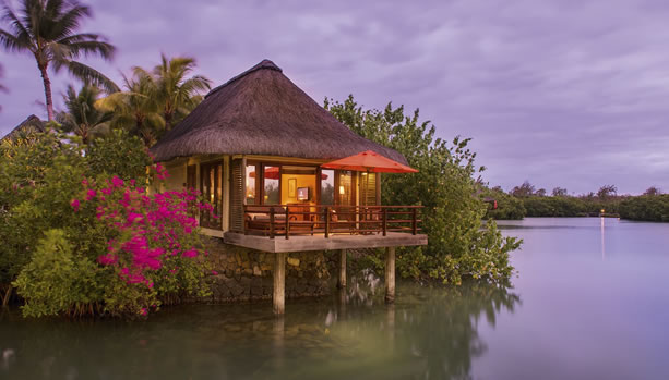 Babymoon at Constance Le Prince Maurice, Mauritius - Villa on Stilts